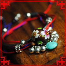Multilayer Tibetan Anklet