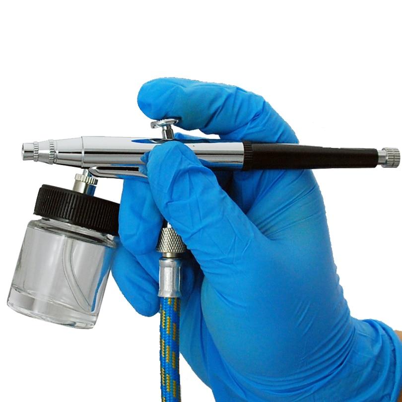 Colopaint Multi Purpose 0.3mm Double Action Airbrush Gravité et - Maquillage