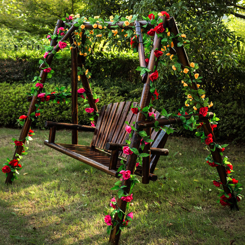 Online Buy Wholesale Wood Patio Swings From China Wood Patio Swings Wholesalers