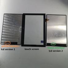 "10.1"" For Lenovo MIIX 320 MIIX 320 10ICR MIIX320 LCD Display Panel Screen Touch Screen Digitizer Glass 100% test work fine"