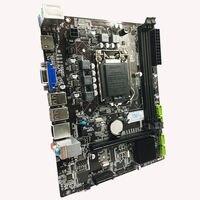 computer motherboard H55 Motherboard LGA1156 DDR3 16Gram Dual Sata 2.0 4xUSB 2.0 PCI-Express Mainboard Supports I3 I5 I7 CPU For Computer (2)