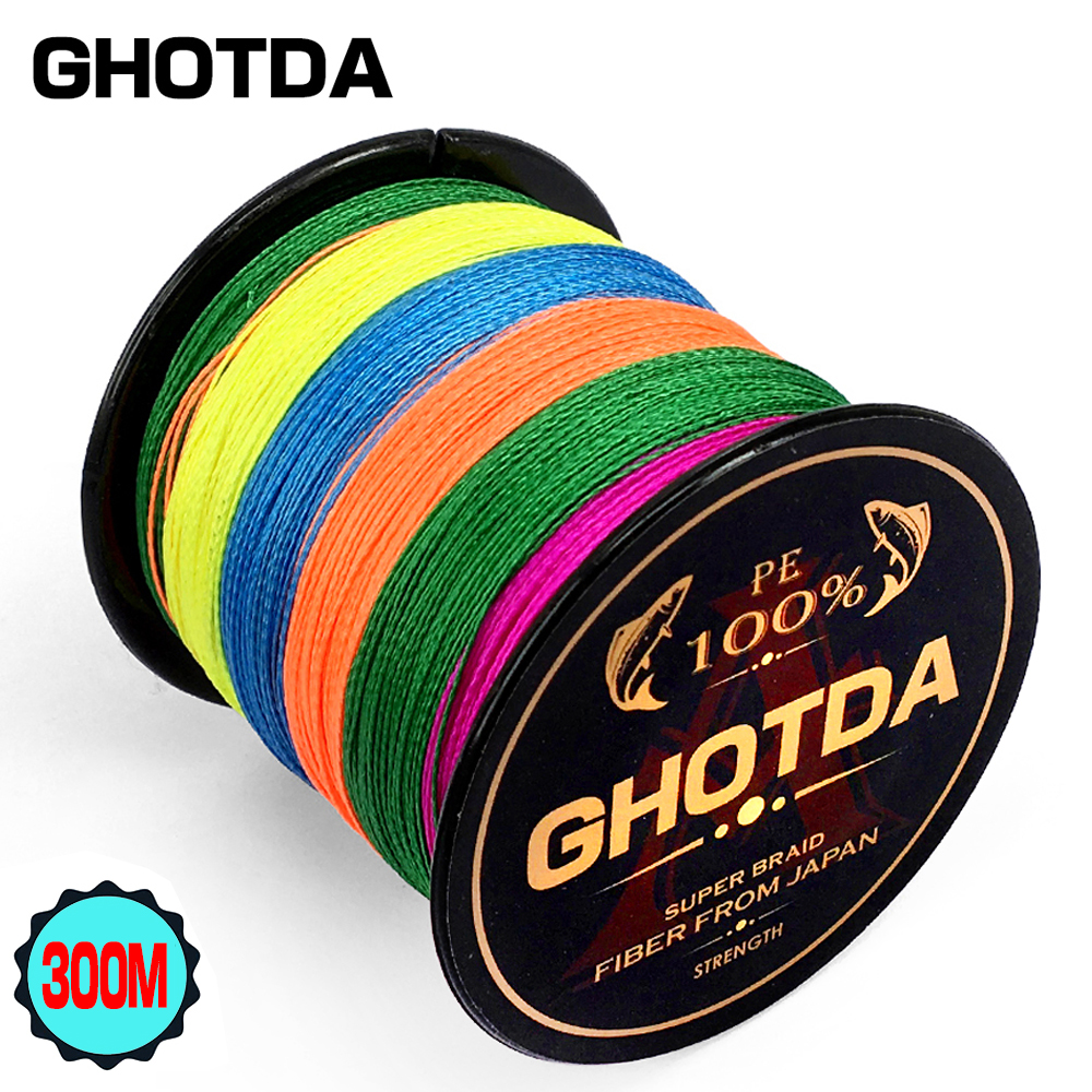 300m-brand-ghotda-japan-multifilament-100-pe-braided-font-b-fishing-b-font-line-10lb-to-80lb