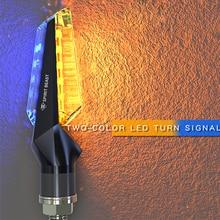 GEIST BEAST LED motorräder für harley Blinker Drl Flasher für honda msx x adv yamaha yzf r125 tdm 900 fz1 kawasaki ninja