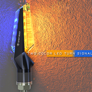 Image 1 - SPIRIT BEAST LED motorcycles for harley Turn Signal Drl Flasher for honda msx x adv yamaha yzf r125 tdm 900 fz1 kawasaki ninja