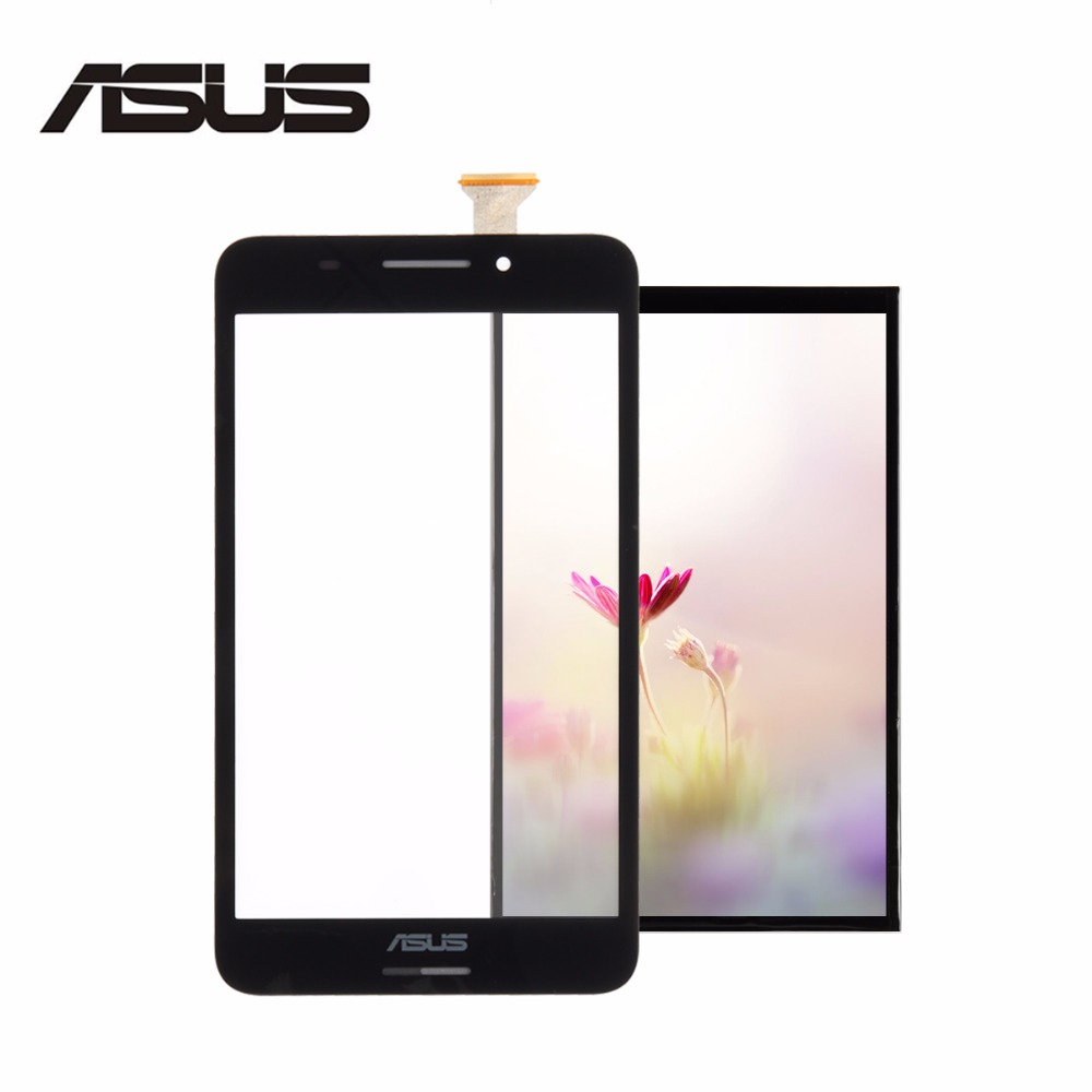 For ASUS FonePad FE375CG FE7530CXG ME375 New LCD Display Panel Screen Monitor Moudle + Black Touch Screen Digitizer Sensor Glass for sony xperia m2 d2302 d2303 d2305 d2306 black digitizer touch screen panel sensor glass lcd display screen moudle monitor