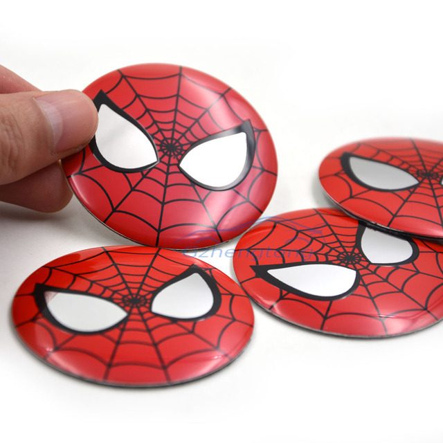 Spiderman Mm Sticker