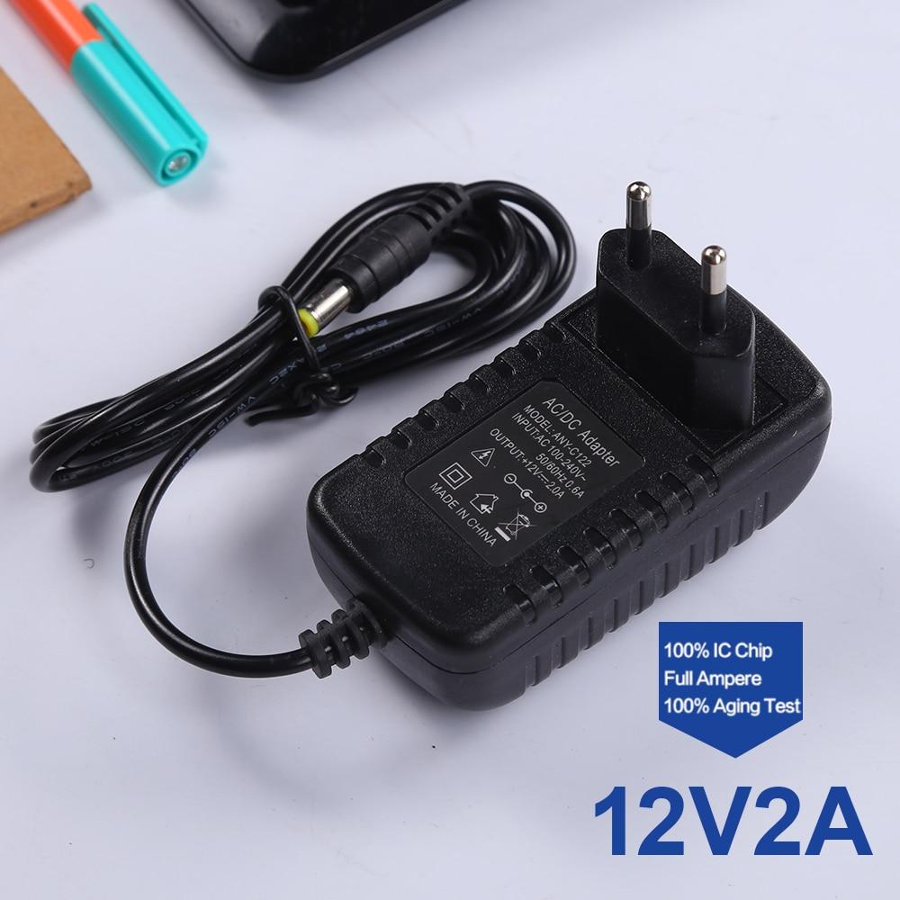 Adaptadores Ac/dc x 2.1-2.5mm para cctv led Interface de Saída : 5.5mm * 2.5mm