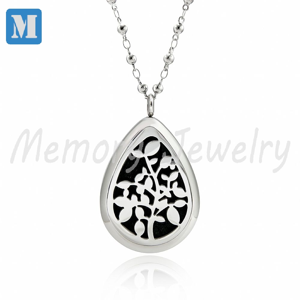 store oil locket gasket teardrop diffuser lockets contain product essential not aromatherapy perfume necklace balls open