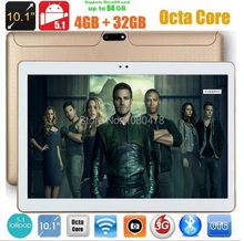 10 Inch Android Tablet PC Tab Pad android 7.0 4GB RAM 32GB/64G ROM OCta Core Play Store Bluetooth 3G Phone Call Phablet