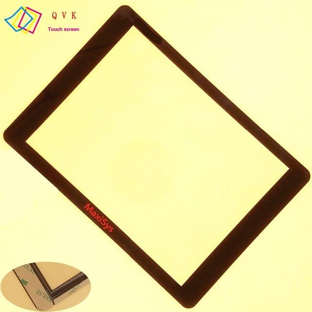 For AUTEL MaxiSys Pro MS905 MS906 S MS908 P TS BT PRO Automotive Diagnostic touch screen panel Digitizer Glass sensor