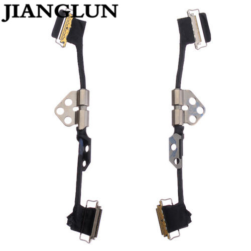 JIANGLUN LCD SCREEN CABLE & HINGE For Apple A1398 2012 2013 2014 2015