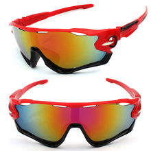 2017 Brand New Outdoor Sports Cycling Skiing Sunglasses UV400 Safety Goggles Eyewear Men Women Bike Bicycle Skiing Glasses