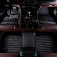 Customized Car Floor Mats For Volvo All Models XC90 5seats And Dodge Daytona Durango Opel Mokka