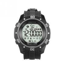 Neue Xwatch Wasserdichtes IP67 Im Freien Sport Lcd-bildschirm Smartwatch Nacht Visible Pedometer APP Schlaf-monitor für Android/IOS Telefon