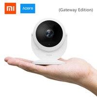 2018 Xiaomi Mijia Aqara Smart IP CCTV Linkage Alarm 1080P HD Gateway Hub Edition Xiaomi Gateway