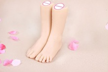 купить mannequin foot japanese masturbation full silicone life size fake feet model foot fetish toy sexy toys love doll в интернет-магазине