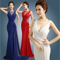 2016 Real Picture Lace beads Party Homecoming Prom Ball Gowns Formal Evening dresses vestidos de festa Mermaid kaftan H0653