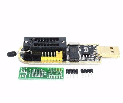 CH341A 24 25 Series EEPROM Flash BIOS USB Programmer with Software & DriverCH341A 24 25 Series EEPROM Flash BIOS USB Programmer with Software & Driver