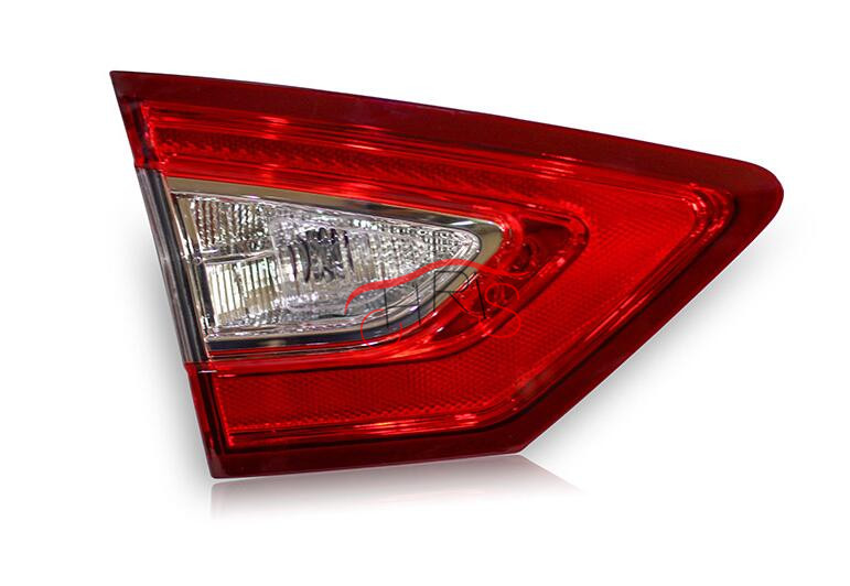 Dedicated LED Rear Lights For Ford Mondeo Fusion 2014-2015 Tail Lamp l r led clear red tail lights for mondeo fusion 2013 2016 rear lamps