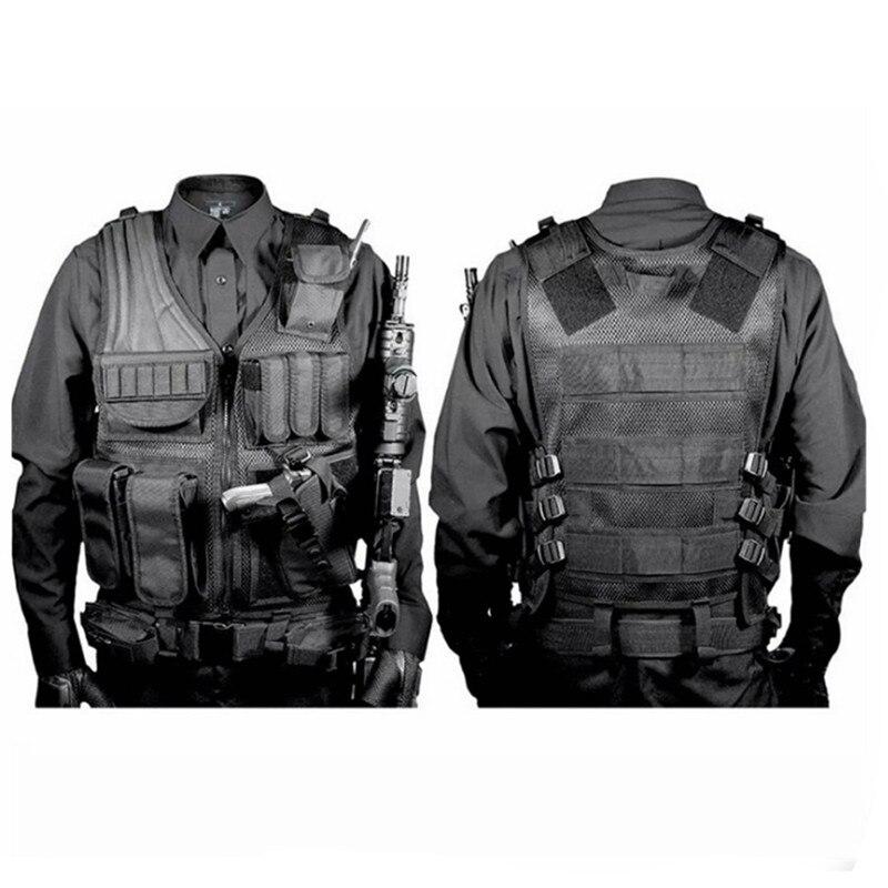 Tactical-Molle-VEST-Airsoft-Combat-Pistol-Vest-Outdoor-Hunting-Training-Men-Waistcoat-Protective-Equipment