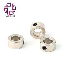 цена на JIWEINIAO 5PC/Lot Openbuilds Lock Collar T8 Lead Screw Lock Screw Lock Ring Lock Block 8mm Isolation Column 3D Printer Parts 1