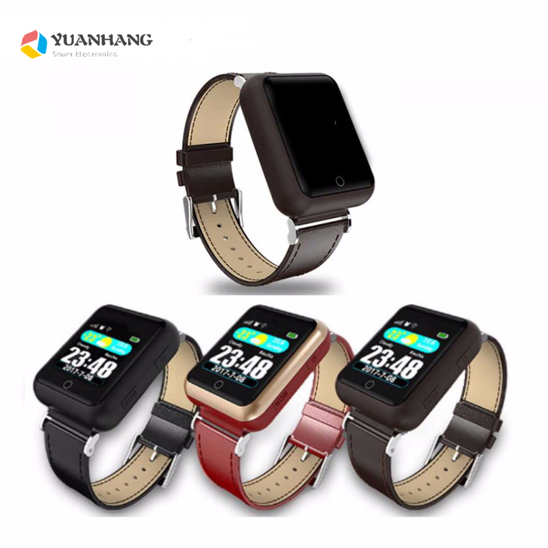 Montre de traqueur de 2019 GPS LBS pour les personnes âgées montre-bracelet d'enfant avec appel SOS montre de surveillance de fréquence cardiaque à distance Anti perdue sûre