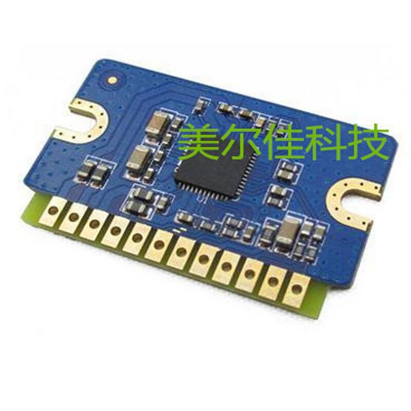 YL2020 20W+20W, Class D Digital Amplifier Board, 12V-24V Mini Amplifier Module, Good Sound Effect