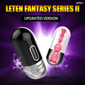Leten série de fantasia II preto mãos masculinas masturbador livre ( sensação Real Artificial Vagina & bundas ) w / forte otário, Adult Sex Toy