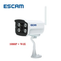 ESCAM Brick QD900 WIFI IP Camera 2MP Full HD 1080P Network Infrared Bullet IP66 PoE Onvif