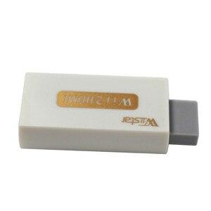 Image 5 - Wiistar Wii zu HDMI Wii2HDMI Adapter Konverter Volle HD 1080 P Ausgang Upscaling 3,5mm Audio Video Ausgang Weiß Heißer verkauf