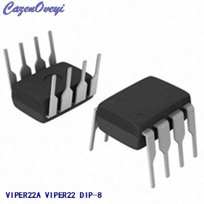 5pcs/lot VIPER22A VIPER22 AP8022 DIP-8 In Stock5pcs/lot VIPER22A VIPER22 AP8022 DIP-8 In Stock