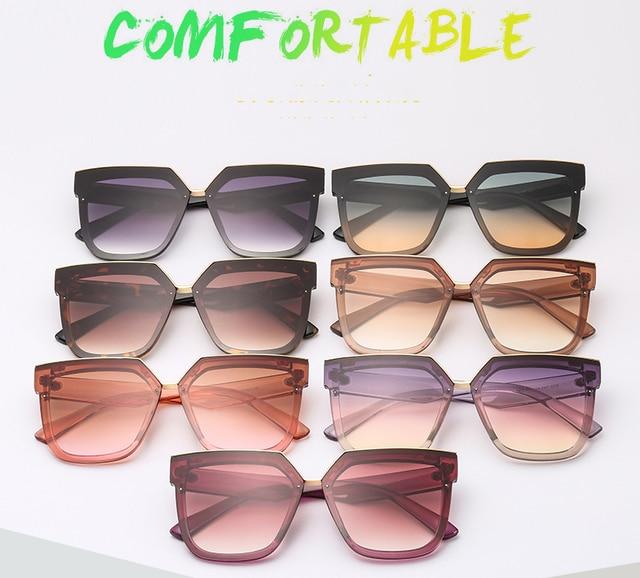 ed844de4365 2019 Hot Sale Women's Square Sunglasses