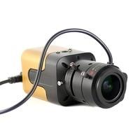 Manual Zoom 2.8 12mm Auto Iris Lens 960P AHD Camera or 1080P AHD Camera