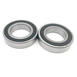 Image 4 - 1 Pair MOCHU 7007 7007C 2RZ P4 DB 35x62x14 35x62x28 Sealed Angular Contact Bearings Speed Spindle Bearings CNC ABEC 7