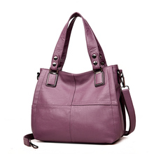 2018 sac femme Luxury Designer Women 100% Genuine Leather Handbags Large Capacity Tote Bags Women Big Shoulder Bags sac a main все цены