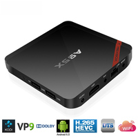 A95X WiFi Smart TV Box Amlogic S905X Nexbox Android 6 0 Box 1G 8G Quad Core