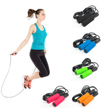 Speed Skipping Jump Rope Adjustable Sports Lose Weight Exercise Gym Crossfit Fitness Equipment speed skipping rope adjustable steel cable fitness exercise new jump rope sport jump gym weight lifting exercise fitness boxing