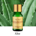 Pure Organic Aloe Vera Oil For Acne Eczema Psoriasis Sensitive Skin Dry & Itchy Skin Base Oil 100ml Moisturizing and Hydrating