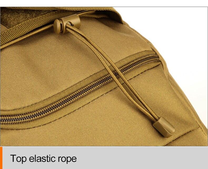 Outdoor Sports Backpack Tactical Army Bags for Men Camping Hunting Rucksack Shoulder Bag Mochilas Tacticas Sac De Sport XA996WD