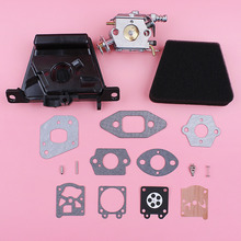 Carburetor Carb Repair Kit For Partner 350 351 Air Filter Cover Housing Cleaner Gasket Chainsaw Spare Replacement Part