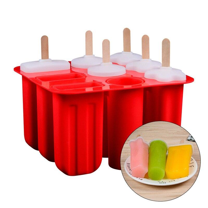 Creative Moule Glace Boîte plastique treillis Maker Forme Frozen outils S