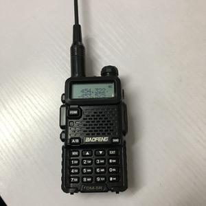 Image 2 - 2019 Baofeng DM 5R walkie talkie Vhf Uhf Dmr Repeater podwójny czas gniazdo Dm 5R cyfrowe analogowe Radio dwuzakresowe Walkie Talkie