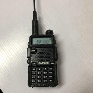 Image 2 - 2019 baofeng DM 5Rトランシーバーvhf uhf dmrリピータデュアル時間スロットDm 5Rデジタルアナログデュアルバンドラジオトランシーバー