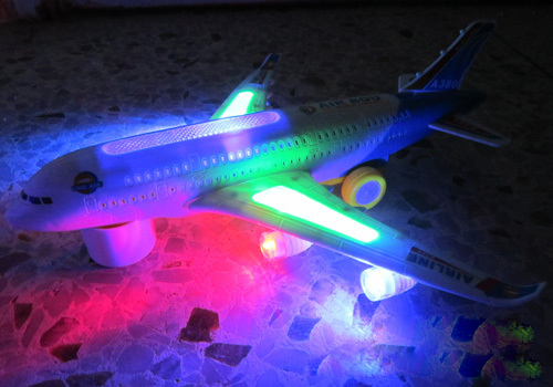 Moving flashing lights sounds kids toy diy assembly aircraft gift moving flashing lights sounds kids toy diy assembly aircraft gift interest funny electric airplane child brinquedos 1109 on aliexpress alibaba group negle Images