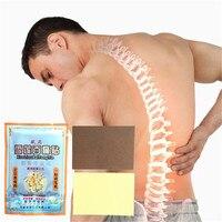 8Pcs/bag Tribulus terrestris Joint Pain Patch Neck Back Body Massage Essential Oil Relaxation Pain Killer Plaster GY-03 Essential Oil