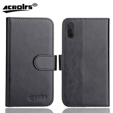 INOI 5X Lite Case 6 Colors Dedicated Leather Exclusive Special Crazy Horse Phone Cover Cases Credit Wallet+Tracking