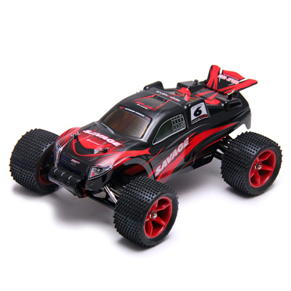 1:16 Electric RC Car Children Toy Model Gift 2.4G 4WD Climbing Rock Crawlers Remote Control Vehicle