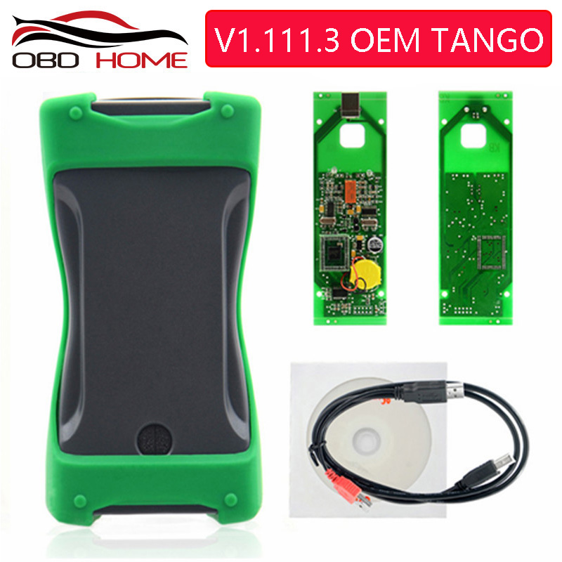 2019 Hot Sale Car Diagnostic Tool OEM Tango 1.1113 Version Key Programmer With All Software And Auto Key Transponder