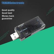 Carregador USB Doctor Atual Detector de Tensão de Carregamento Da Bateria Voltímetro Amperímetro
