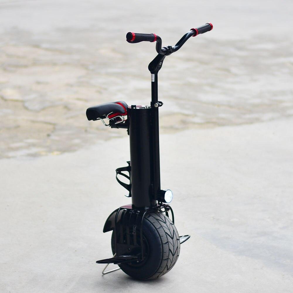 Monocycle électrique à une roue